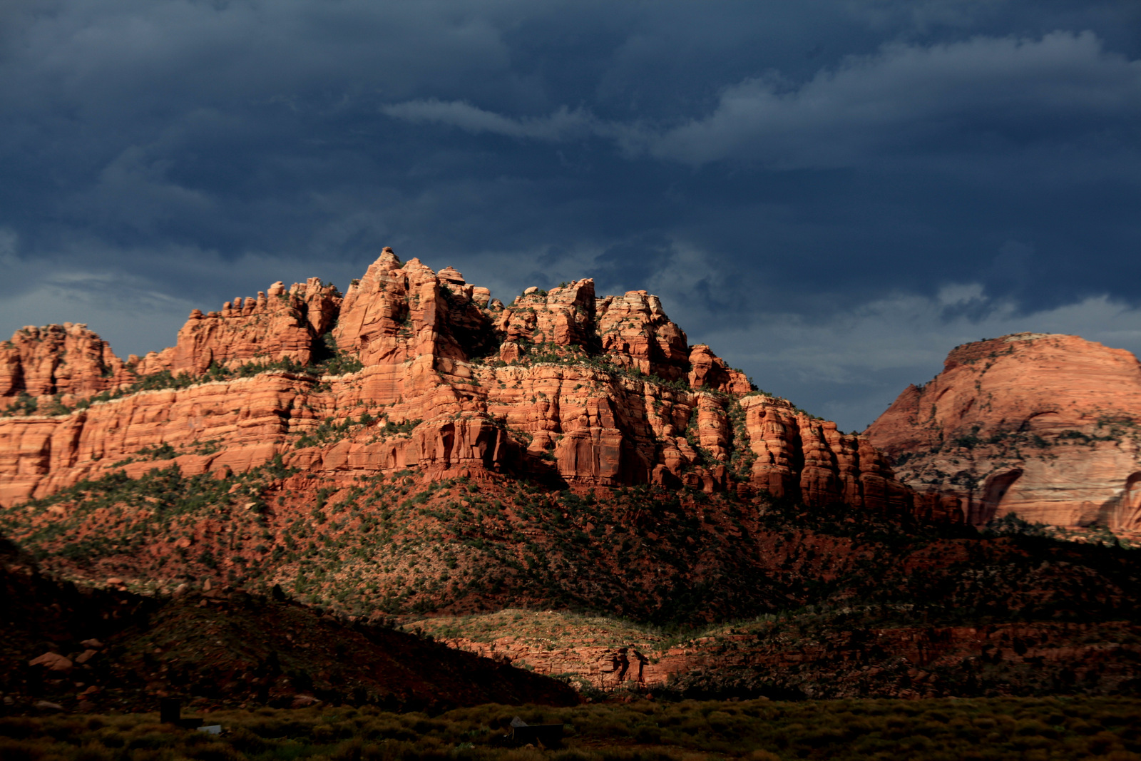 ZION – the Subway Hike